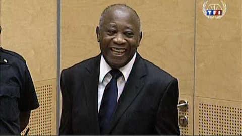 Côte d'Ivoire : Laurent Gbagbo devant la justice internationale