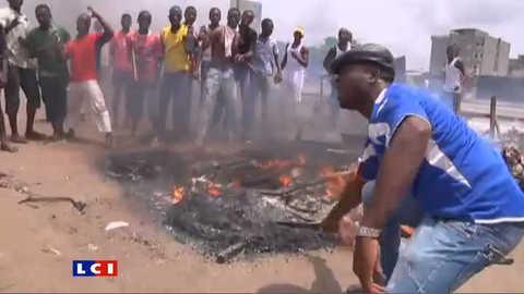 Côte d'Ivoire: violences dans les rues, 6 femmes tuées