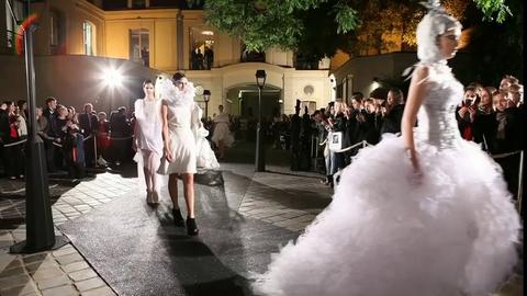 Les coulisses du mariage 2011