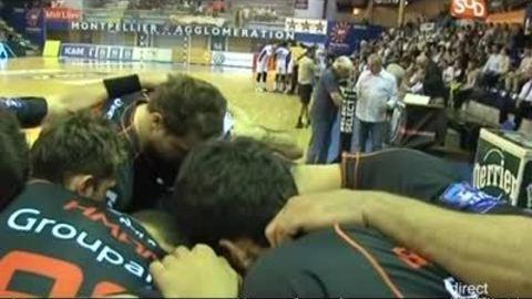 Coupe de France: Montpellier en finale (Handball D1)