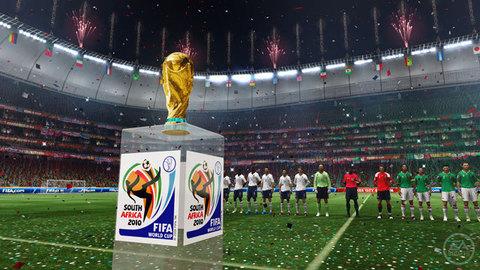 Coupe du Monde de la FIFA, Afrique du Sud 2010 - Trailer