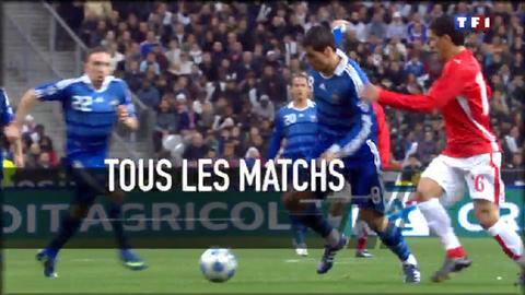 La Coupe du Monde sur TF1