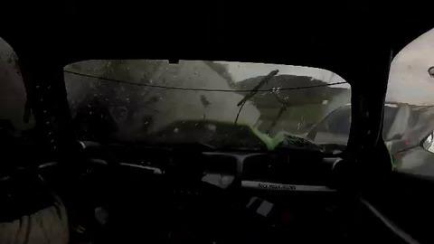 Crash : une Pagani Zonda détruite en course