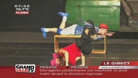 Crazy Car : Théâtre et Hip Hop pour les enfants à Lille !