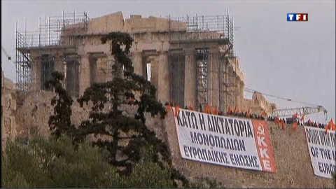 La crise grecque touche aussi le tourisme
