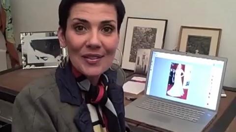 Cristina Cordula critique le look de Cameron Diaz