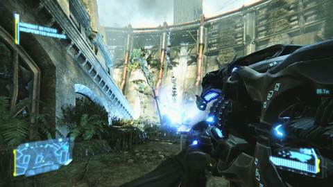 Crysis 3 - E3 2012 Official Gameplay Trailer - FR - PS3 Xbox360 PC.mp4