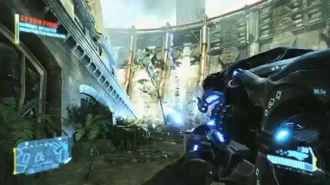 Crysis 3 - Trailer de gameplay de l'E3 2012