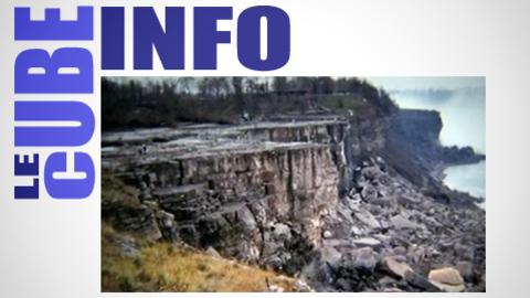 Cube info du 20 décembre : les chutes du Niagara sans les chutes