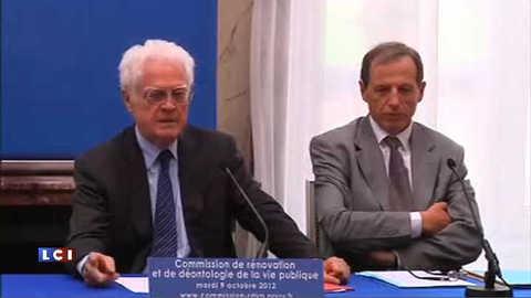 """Cumul des mandats : """"pas de distinction entre députés et sénateurs"""", selon Jospin"""