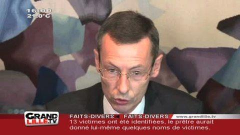 Un curé soupçonné de viols sur mineurs