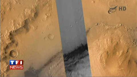 Curiosity envoie sa première photo couleur de Mars, les images