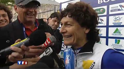 Cyclisme : Longo, infatigable championne de France