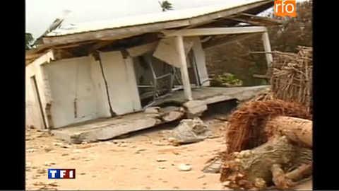 Le cyclone Tomas n'a pas épargné Wallis-et-Futuna
