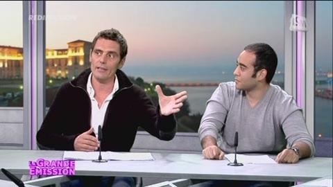 "Cyril Lecomte fait son ""many man show"""