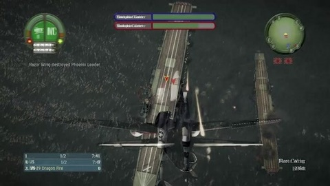 Damage Inc. Pacific Squadron WWII : Multiplayer Mode Trailer