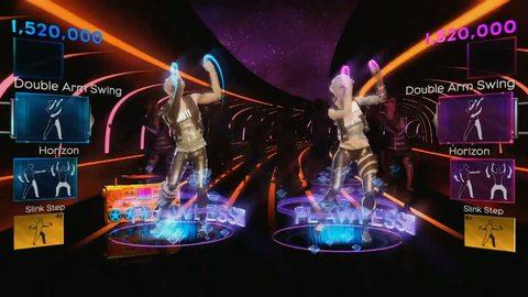 Dance Central 2 - Lady Gaga trailer