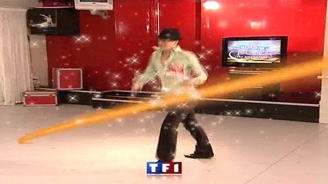 DANCE FLOOR - QUI SERA LE PLUS FORT ? RAYANNE ? - LUNDI 8 SEPTEMBRE 2008 18:20