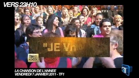 """Daniela Lumbroso dévoile """"La chanson de l'année"""" de TF1 avant l'heure... sur France 3"""
