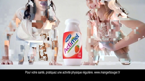 DANONE PRODUITS FRAIS France
