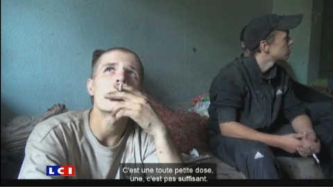 Dans l'enfer de la drogue du crocodile en Russie