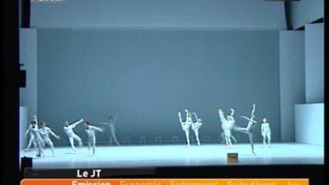 Danse: Forsythe, Kylian et Tankard à Opéra de Lyon