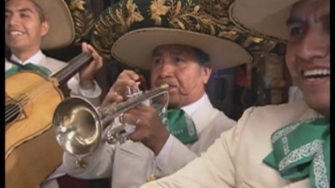 Dark Lords of Mariachis: summer hit!