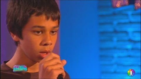 "David : ""Babibaz"", Human Beatbox sur IDF1 - 16/05/2011"