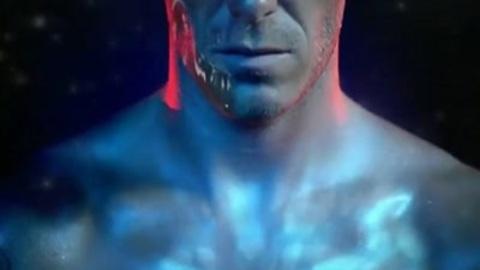 David Beckham as the Terminator