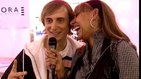 Cathy Guetta Interview David et Cathy Guetta