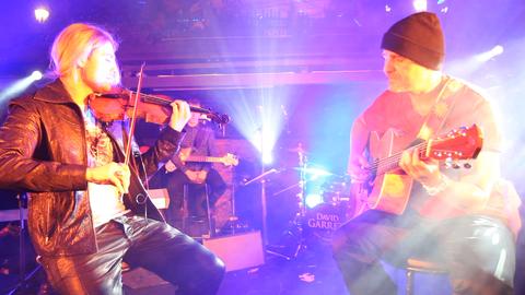 David Garrett: Concert Privé à l'Arc