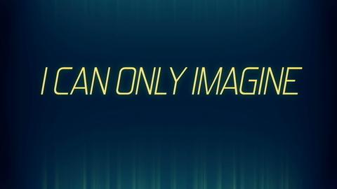 david guetta - I Can Only Imagine feat. Chris Brown & Lil Wayne) |Lyrics Video]