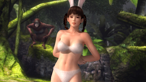 Dead or Alive 5 - Bunny Angels - Trailer