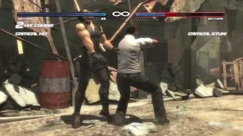 Dead or Alive - E3 2012 Bayman Exhibition - PS3 Xbox360.mp4