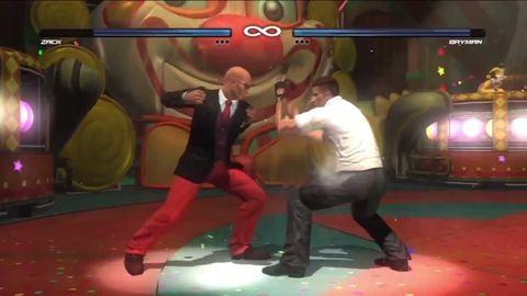 Dead or Alive - E3 2012 Zack Exhibition - PS3 Xbox360.mp4