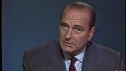 Débat fabius-chirac : politique, économie et réactions
