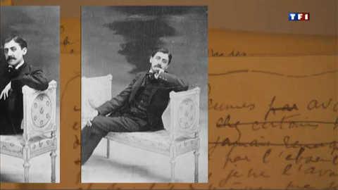 A la découverte des manuscrits de Marcel Proust