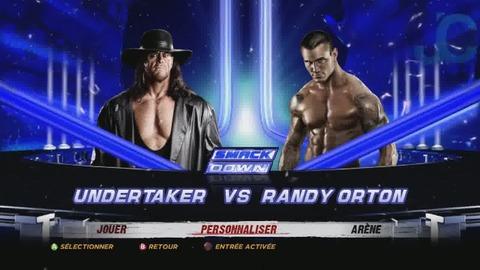Découverte WWE12