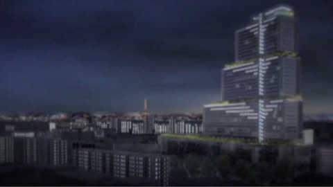 Découvrez le nouveau Palais de Justice de Paris en 3D, présenté par son architecte Renzo Piano