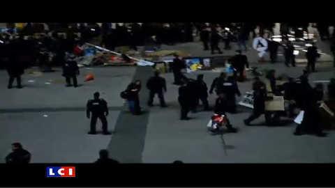 La Défense : que fait la police?