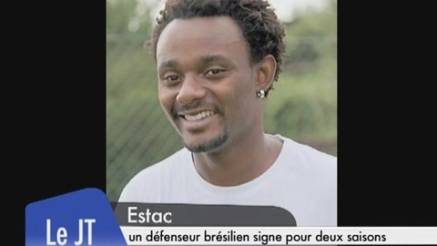 Un défenseur brésilien à Troyes (Foot L2)