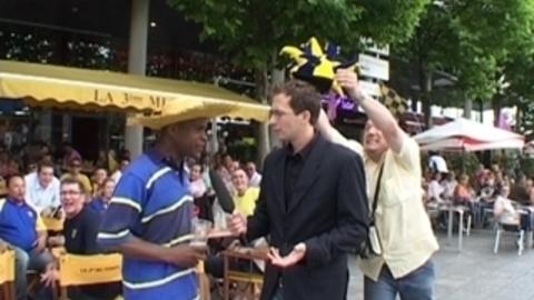 défi: Interviewer un supporter de rugby sans se faire emmerder