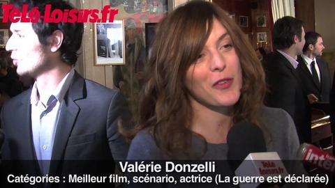 Déjeuner des nommés aux César 2012