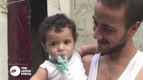 Les dernières images de la journaliste tuée en Syrie