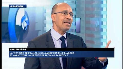 """Désir : """"La campagne de François Hollande a été un sans-faute"""""""