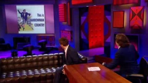 Desperate Housewives - Interview de John Barrowman chez Jonathan Ross - Partie 2