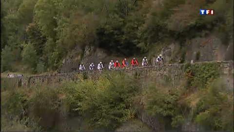 Des détenus à bicyclette sur les grands cols des Pyrénées