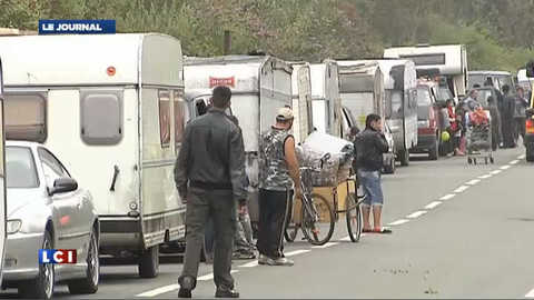 Deux campements de Roms évacués près de Lille