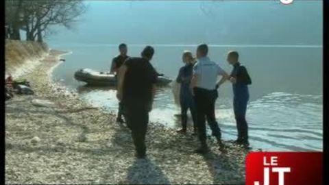 Deux jeunes portés disparus (Annecy)