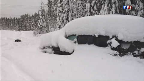 Deux mois sous la neige, comment a-t-il pu survivre ?